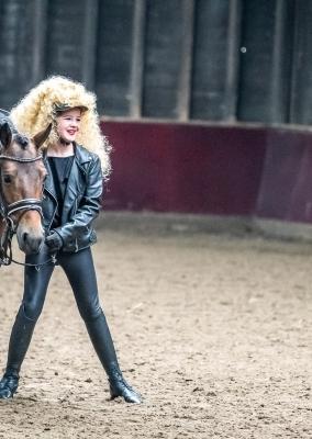 Groepswedstrijd – Manege Lelystad – 24-03-2019