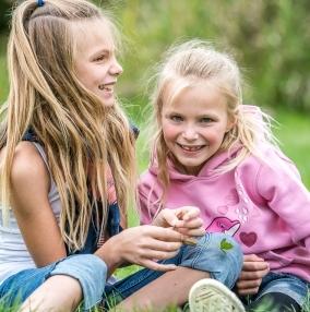 Kinderfotografie: Shoot in het belevenissenbos in Lelystad