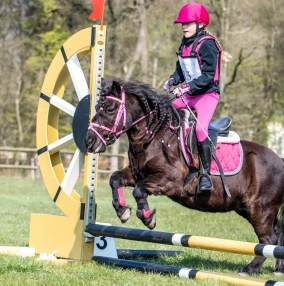 My first Eventing Challenge – 14-04-2019